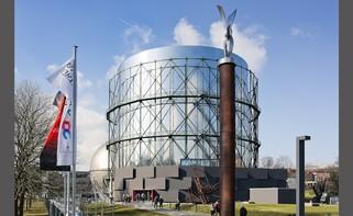 Vortrag im Gasometer in Pforzheim: Ein Drittel weniger für ein Drittel besser'